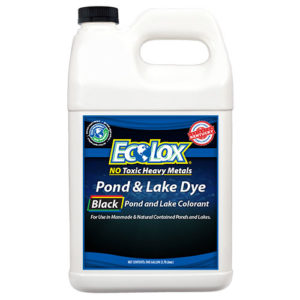 EcoLox® Black Pond & Lake Dye